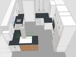 perfect small galley kitchen design layouts floor plans