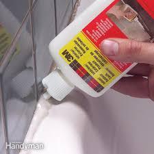 Re Caulk Bathtub How To Remove Caulk From Tub Family Handyman
