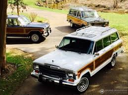 old jeep grand wagoneer grand wagoneer by classic gentleman
