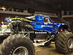 monster truck bigfoot monster x tour bigfoot monster trucks wiki fandom powered by wikia