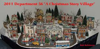 department 56 story display these all