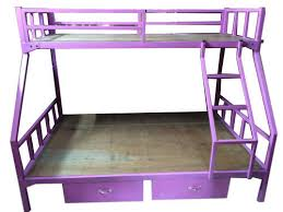 Bunk Bed With Cot Two Tier Cot With Double Bed Sleeping Cots Sri Selvavinayaga