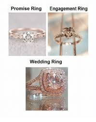 promise ring engagement ring and wedding ring set 25 best memes about engagement rings engagement rings memes