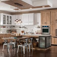 lowes medium oak kitchen cabinets shop schuler cabinets at lowe s cabinetry storage