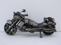 18 best metal sculpture motorcycle ideas images on