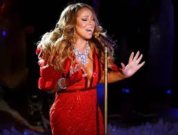 mariah carey picture 429 82nd annual rockefeller christmas tree