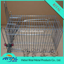 Cheap Rat Cage Wire Mesh Mouse Rat Trap Cage Wire Mesh Mouse Rat Trap Cage