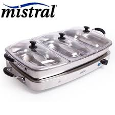 buy mistral select stainless steel buffet food warmer