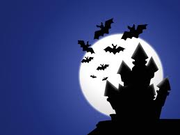 halloween kitties background halloween cats bats 6972989