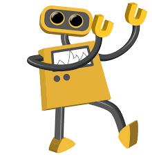 animated robot gif gifs show more gifs