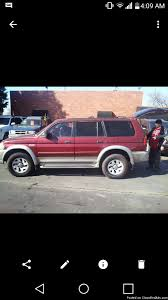 2000 mitsubishi montero sport xls cars for sale