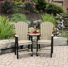 Chair Furniture Amish Outdoor Rocking Leisure Lawns Poly Balcony Settee From Dutchcrafters Amish Furniture