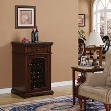 wine cooler cabinet furniture amalfi madison wine cabinet cooler review