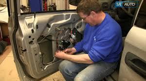 2001 dodge dakota window regulator how to install replace power window regulator and motor 2001 03