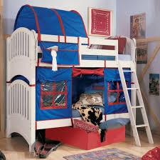 Half Bunk Bed Bunk Bed Tent Southbaynorton Interior Home