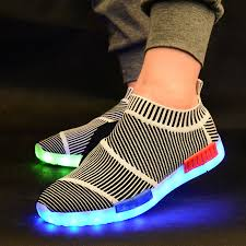 ladies light up shoes 2016 ladies light up shoes men casual shoes fashion unisex luminous