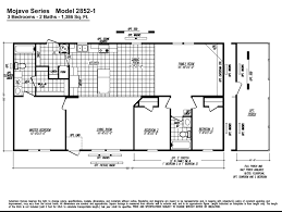 2 Bedroom 1 Bath Mobile Home Floor Plans by Ohio Modular Homes Manufactured Home Ohio Mobile Homes Ohio