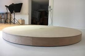si e de table 360 elektrische drehscheibe für produktfotos pre motion