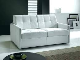 canapé convertible couchage journalier meilleur canape lit couchage quotidien canape lit pour couchage