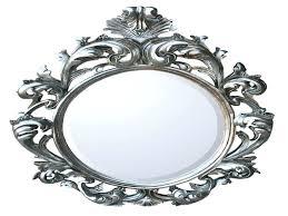 wall mirrors white baroque wall mirror pink baroque wall mirror