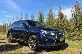 lexus sport tuned suspension the gold standard 2015 lexus rx 350 f sport u2013 limited slip blog