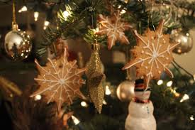 edible christmas tree decorations pink elephant blog