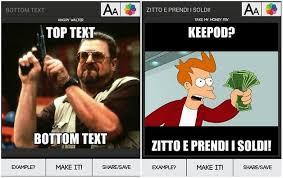 Angry Walter Meme Generator - come creare un meme su un dispositivo android androidpit