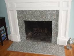 furniture ideas gray brick with square tile and white wall as