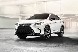 infiniti ex vs lexus rx 2016 lexus rx arrives in new york
