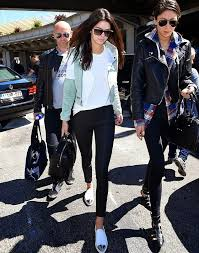 kendall jenner casual kendall jenner wears givenchy lucrezia bag los angeles