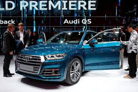 Audi Q5 New Design - audi q5 gains size power
