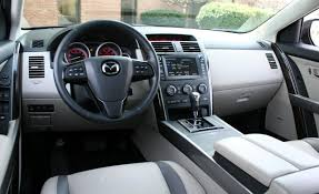 mazda interior 2010 car picker mazda cx 9 interior images