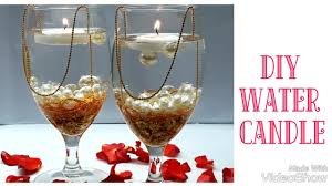 wine birthday candle diy water candle for parties wedding party anniversary party