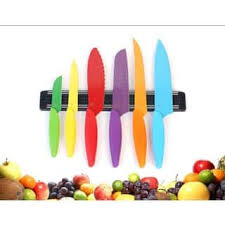colored kitchen knives knife sets for less overstock