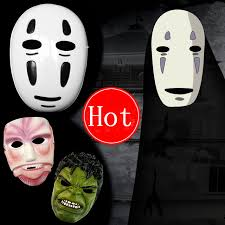Slender Man Halloween Costume Aliexpress Buy Giant Mask Attack Titan Shingeki
