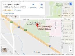Ajo Arizona Map by Fields