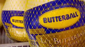 butterball reports shortage of fresh turkeys