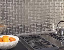 metal kitchen backsplash brown metal modern kitchen backsplash tile tin kitchen backsplash