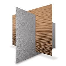 Sample Rustic Copper Linear Natural by Chemetal Metal Laminates