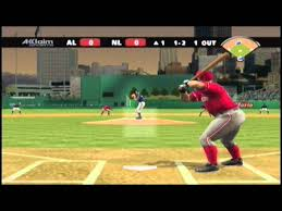 all star baseball 2004 for xbox gameplay youtube