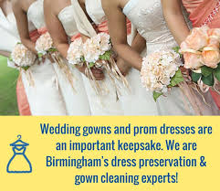 wedding dress cleaning and preservation cleaning services birmingham al dress preservation home