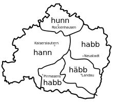 saarländische sprüche pfälzische dialekte
