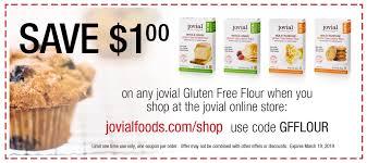 code promo cuisin store celiac com coupons jovial foods inc