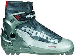 s xc boots amazon com alpina s combi sport series cross country nordic ski