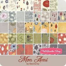 mon ami layer cake br basicgrey for moda fabrics moda materials