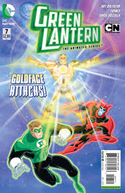Dc Tas Wiki green lantern the animated series vol 1 7 green lantern wiki