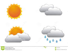 Weather Map Symbols Weather Stock Images Image 16065884