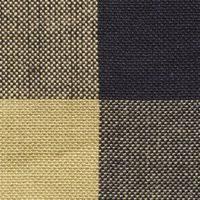 navy tea dyed big buffalo check homespun 0290 fabrics navy