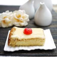 tres leches cake just added to the menu today and it is fabulous