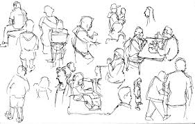 drawing at the mall lineweights